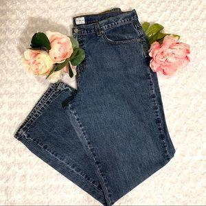 Calvin Klein Women's Straight Leg Jeans